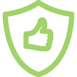 100% beskyttelse mod malware, ransomware, spyware mv.